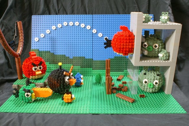 Angry Birds Display (Final)