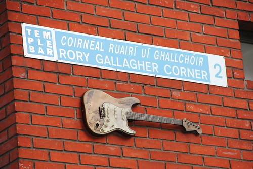 Rory Gallagher Corner