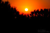 Sunset 10/14/11 Rota, Spain Playa de la Costilla