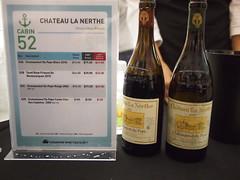 Chateau La Nerthe, Singapore Wine Fiesta 2011, Customs House
