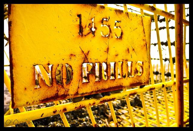 No Frills # 1455
