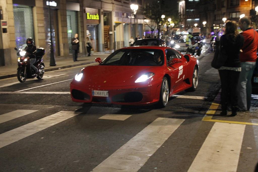 Ferraris en Bilbao