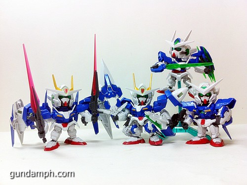 SD 00 Gundam Seven Sword G Review OOB Build GundamPH (39)