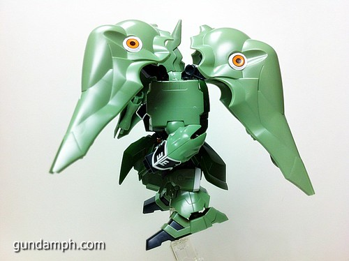 SD Kshatriya Review NZ-666 Unicorn Gundam (30)