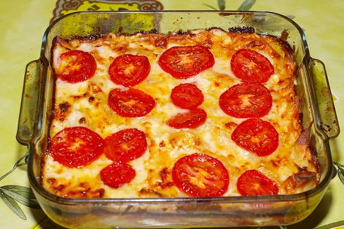 Macaroni cheese by La belle dame sans souci