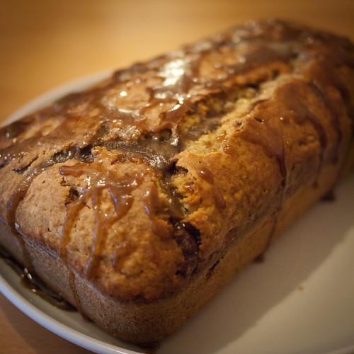 Finished Banana Bread