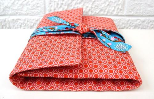 Art Wrap using Loulouthi fabrics
