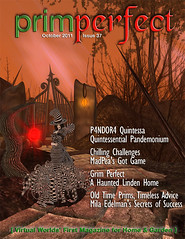 Prim Perfect: Issue 37 - October 2011: Cover