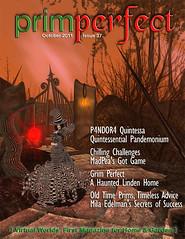 Prim Perfect: Issue 37 - October 2011: Cover