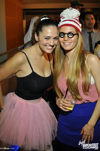 10:29:2011 Halloween BYT Newseum -141