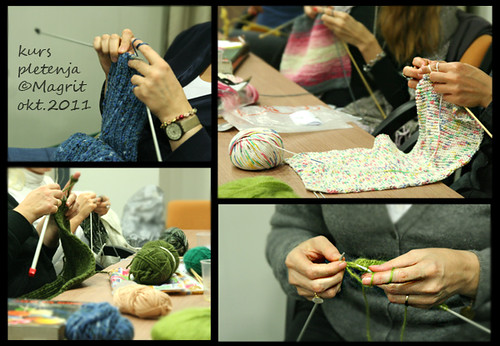 knitting school