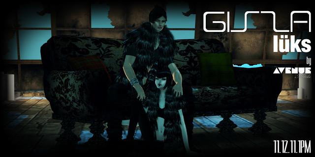 GizzA . lüks . by AVENUE Models