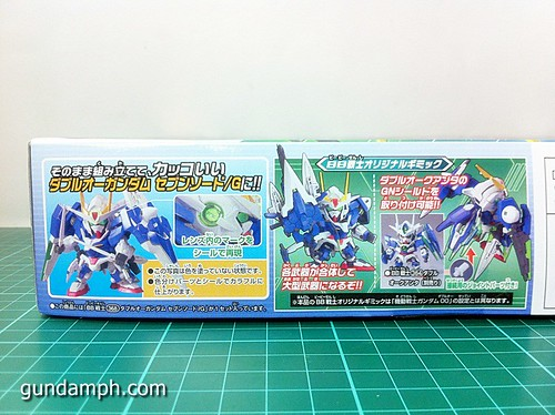 SD 00 Gundam Seven Sword G Review OOB Build GundamPH (6)