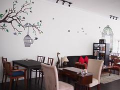 Mural, L'etoile Cafe, Owen Road, Little India