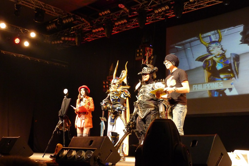 Anime Festival Asia 2011 Day 2 Event Report