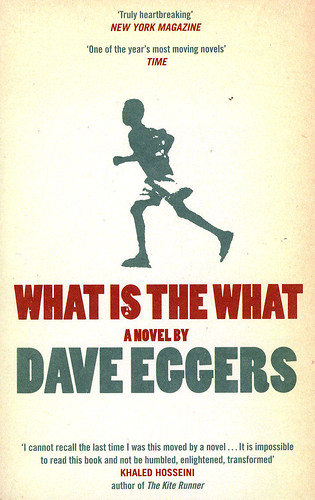 What is the What book cover