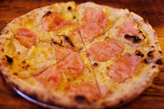 Monte Cristo pizza @ Paulie Gee's