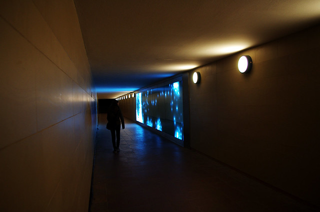 Siegessäule Tunnel