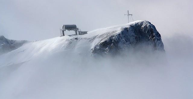 Schneefernerkopf Zugspitze