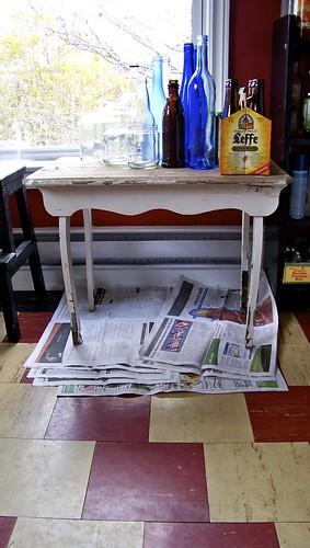 Table Refinish