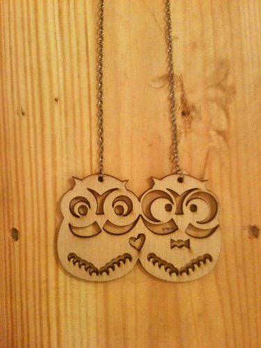 Necklace Owl 4