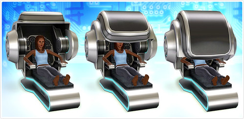 New Set and Premium Content in The Sims 3 Store!
