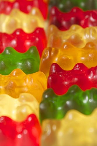 Not-so-gummy bears 2