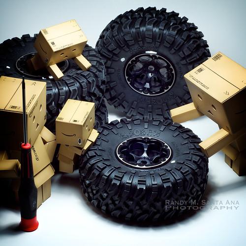 139/365: Wild About Wheels.