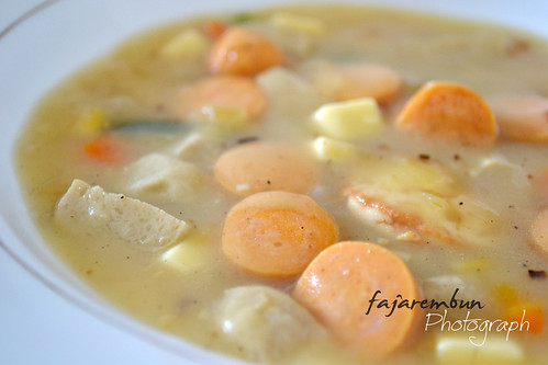 Soup Tosiba