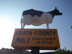 Erath County: No. 1 Dairy County In Texas