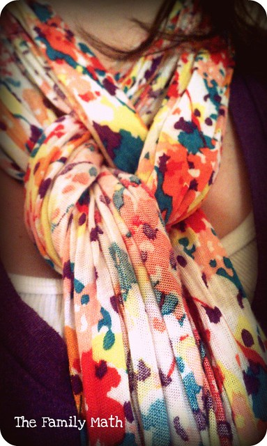 Fave scarf