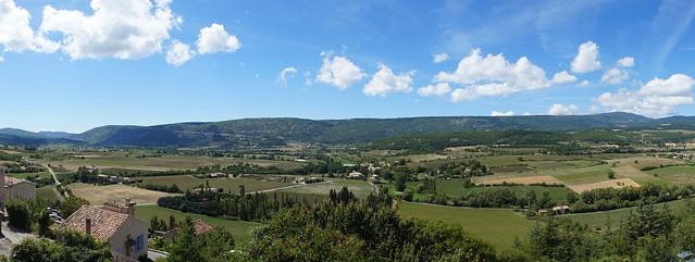 Panorama provençal