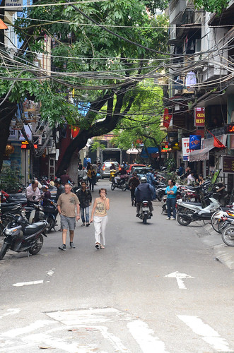 Typical Hanoi Street