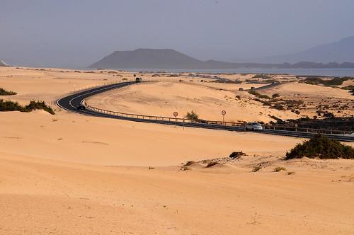 Chapter 7 - Corralejo, the unbereable lightness of the desert (#10): Farewell