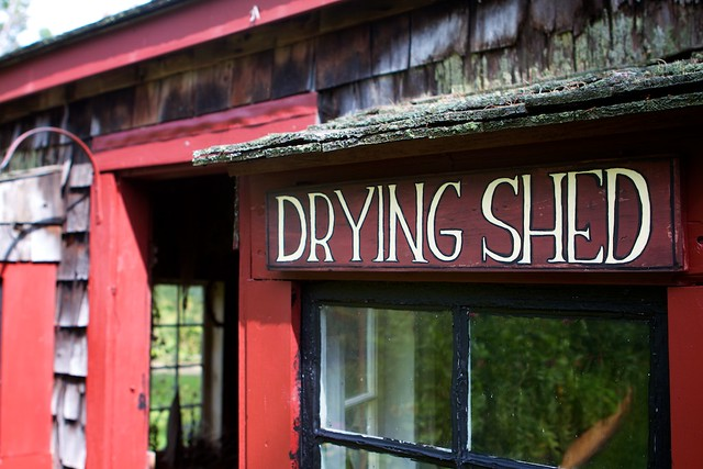The Drying Shed at Pickity Place