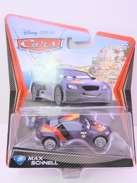 disney cars 2 max schnell plastic tires (1)