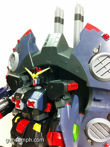 HCM Pro Destroy Gundam 1-200 GFAS-X1 Review (69)