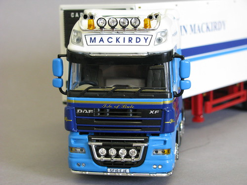 Mackirdy Haulage - Latest 1:50 scale model release from Search Impex