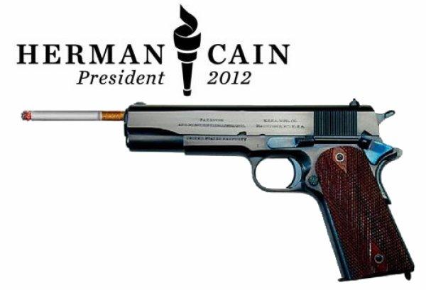 Herman Cain's Smoking Gun