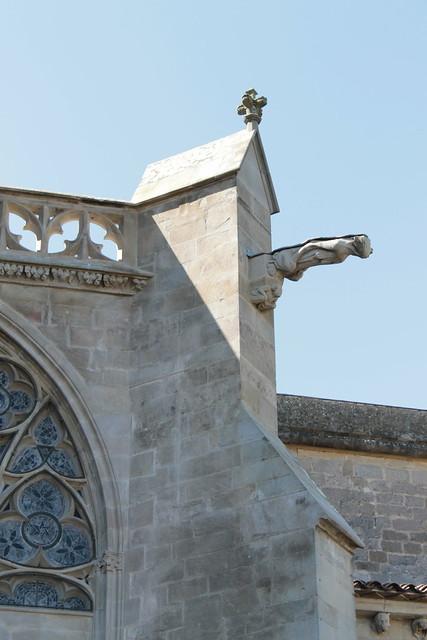 Gargouille, Basilique Saint-Nazaire
