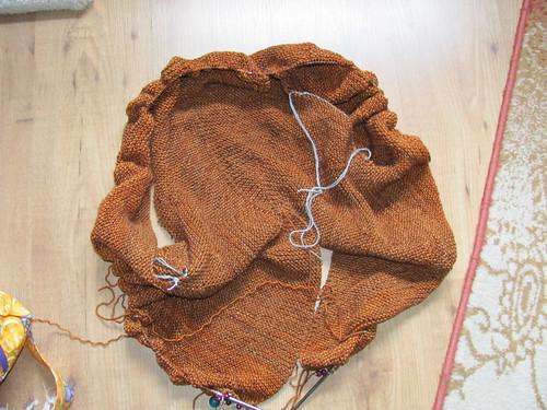 lots of knitting!