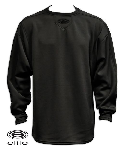 black fleece pullover copy
