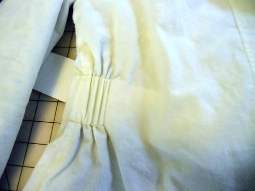 minoru jacket - elastic