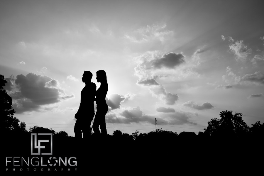 Sophear & Jake Engagement Session | Freedom Park | Atlanta Engagement Photographer