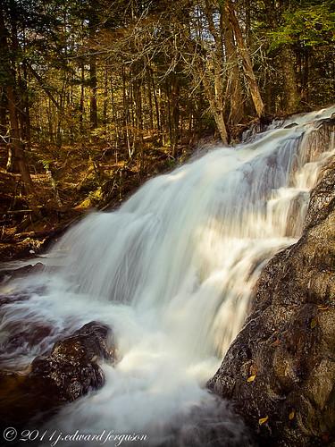 Lyman Falls by j.edward ferguson