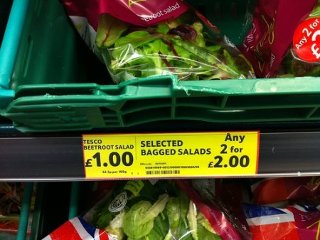 Supermarket Bargain NOT