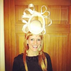 Beatrice hat.