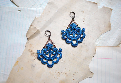 Earrings Isha