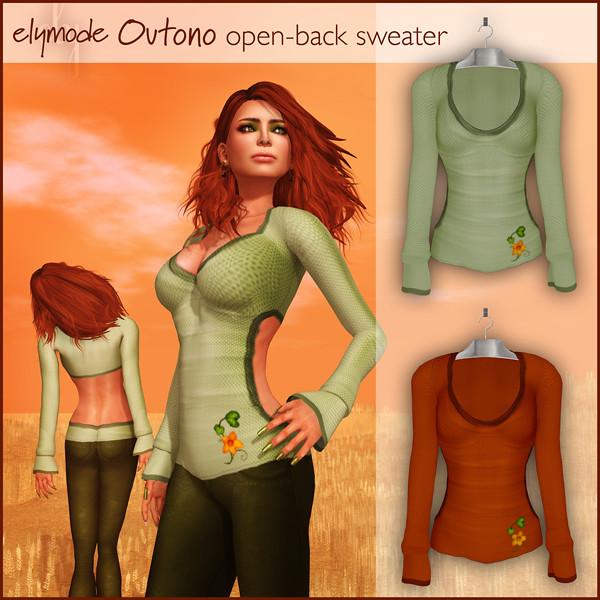 Outono Sweater