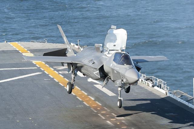 F-35B Ship Trials